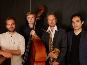 Gael Horellou Quartet